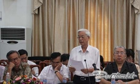 Hoi nghi Doan Chu tich lan thu 10 khoa VIII - Anh 5
