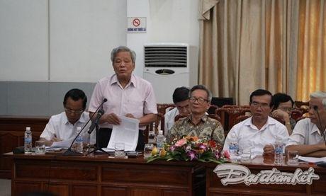 Hoi nghi Doan Chu tich lan thu 10 khoa VIII - Anh 6