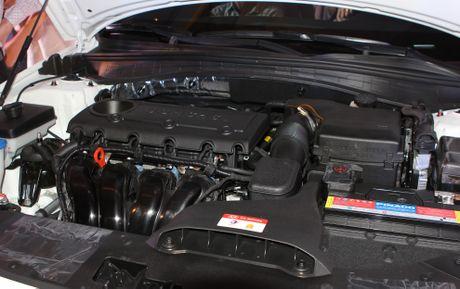 Anh Kia Optima: Doi thu gia re cua Toyota Camry o VN - Anh 10