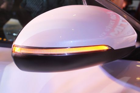 Anh Kia Optima: Doi thu gia re cua Toyota Camry o VN - Anh 4