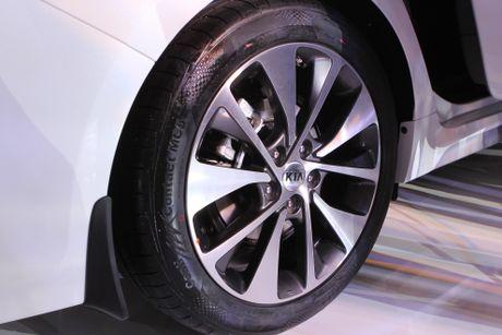 Anh Kia Optima: Doi thu gia re cua Toyota Camry o VN - Anh 5