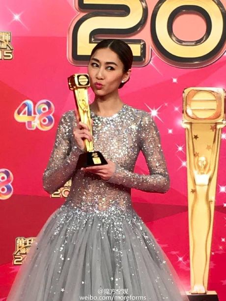Anh hau TVB khong du dam cuoi Duong Di vi bat hoa - Anh 2