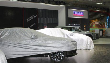 Nhung mau xe dang xem nhat Vietnam Motor Show 2016 xuat hien - Anh 1