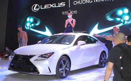Nhung mau xe dang xem nhat Vietnam Motor Show 2016 xuat hien - Anh 5