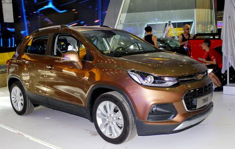 Nhung mau xe dang xem nhat Vietnam Motor Show 2016 xuat hien - Anh 6