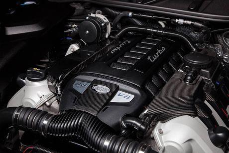 Techart do Cayenne Turbo S vuot xa Bentley Bentayga - Anh 3
