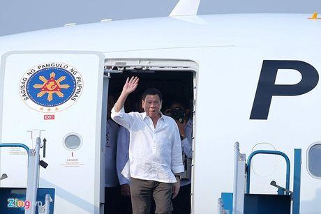 Tong thong Duterte ra lenh phong thich ngu dan Viet - Anh 1