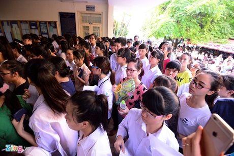 Thu tuong chi dao som cong bo de thi minh hoa THPT quoc gia - Anh 1