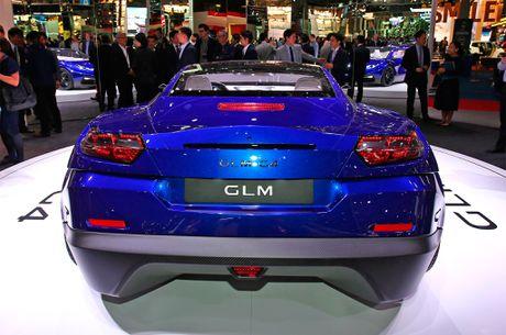 GLM G4 - sieu xe dien Nhat Ban canh tranh Tesla - Anh 3