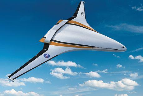 2050: May bay = may tinh + binh sac dien biet bay - Anh 1