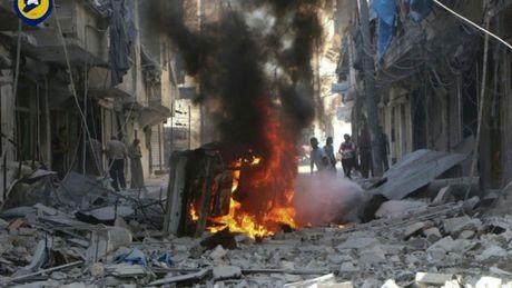 IS danh bom dam cuoi o Syria, 22 dan thuong thiet mang - Anh 1