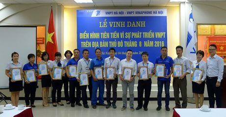 VNPT tren dia ban Ha Noi gan ket vi chat luong khach hang - Anh 2
