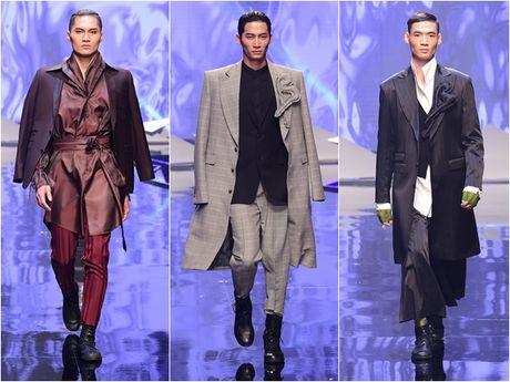 Nhung khoanh khac 'dat gia' trong dem chung ket Vietnam's Next Top Model 2016 - Anh 13