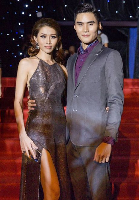 Nhung khoanh khac 'dat gia' trong dem chung ket Vietnam's Next Top Model 2016 - Anh 3