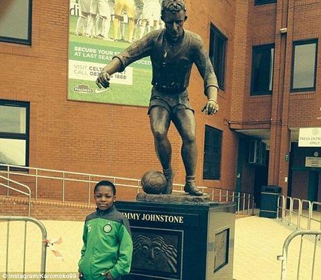 SOC: Sao tre Celtic ra mat doi U20 khi moi… 13 tuoi - Anh 2