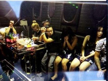 Tin moi nhat ve vu 'dot kich' quan karaoke G5 o Hai Phong - Anh 1