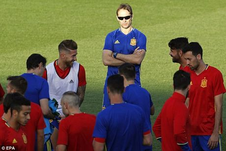 Cac 'ong lon' hoi quan, chuan bi cho Vong loai World Cup 2018 - Anh 4