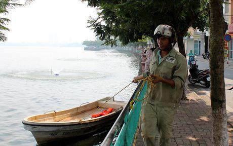Ca chet o Ho Tay co ban duoc don dep xong - Anh 2