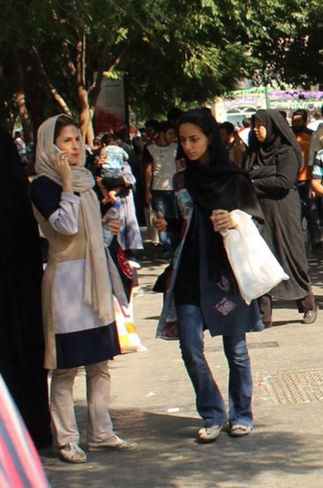Mong mot lan tro lai Tehran - Anh 3