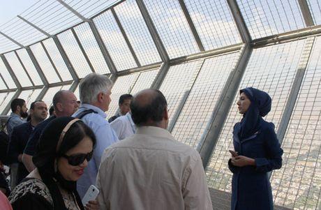 Mong mot lan tro lai Tehran - Anh 7