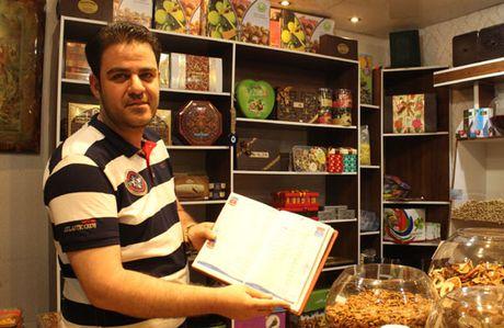 Mong mot lan tro lai Tehran - Anh 9