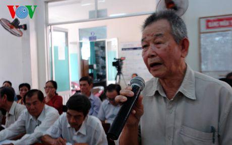 Binh Thuan: Cu tri de nghi tang cuong luc luong dong hanh cung ngu dan - Anh 2