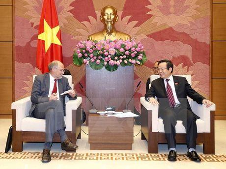 EFTA-Viet Nam co mot quan he doi tac toan dien va sau sac hon - Anh 1