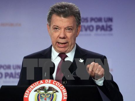 Dac phai vien My toi Cuba tham gia dam phan hoa binh Colombia - Anh 1