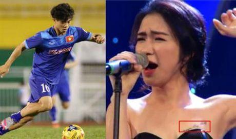 Cong Phuong 'mac ke' Hoa Minzy: Quyet dinh dung dan - Anh 1