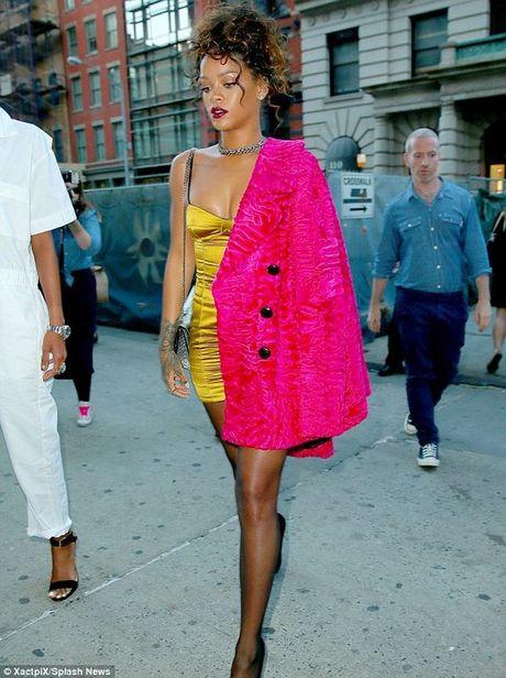 Rihanna thuc su la tin do cua mau hong - Anh 19