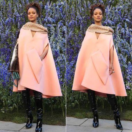 Rihanna thuc su la tin do cua mau hong - Anh 22