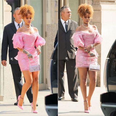 Rihanna thuc su la tin do cua mau hong - Anh 25