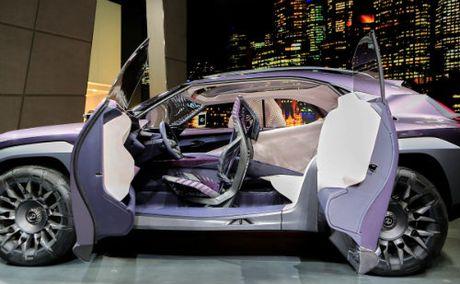 Ngam tron Lexus UX concept thiet ke 3D doc nhat vo nhi - Anh 3