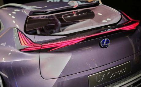 Ngam tron Lexus UX concept thiet ke 3D doc nhat vo nhi - Anh 7