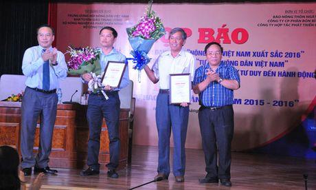 Hop bao ve 3 su kien lon mung Ngay thanh lap Hoi Nong dan Viet Nam - Anh 3