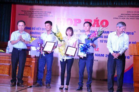 Hop bao ve 3 su kien lon mung Ngay thanh lap Hoi Nong dan Viet Nam - Anh 4