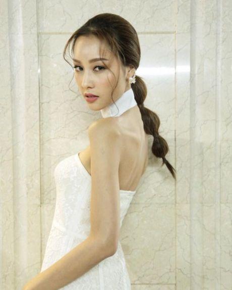 My nhan chuyen gioi tham gia The Face dep tua nu than - Anh 13