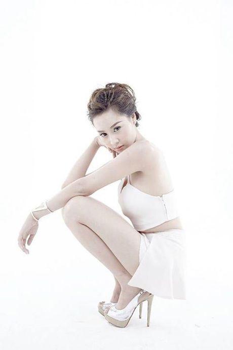 My nhan chuyen gioi tham gia The Face dep tua nu than - Anh 8