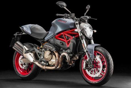 Ducati trinh lang 939 SuperSport 2017 ban dac biet - Anh 1