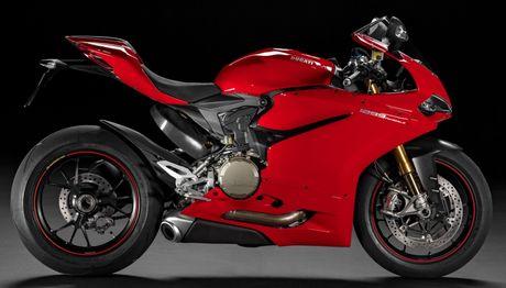 Ducati trinh lang 939 SuperSport 2017 ban dac biet - Anh 2