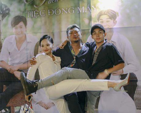 Miu Le va Ngo Kien Huy tai xuat sau phim 'Em la ba noi cua anh' - Anh 1
