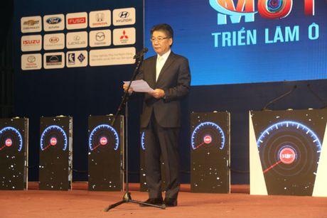 Gan 100 mau xe 'khoe sac' tai trien lam o to Viet Nam 2016 - Anh 2