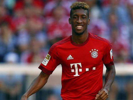Bayern Munich se khong mua Coman - Anh 1