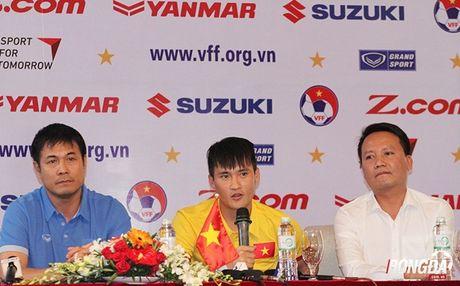 HLV Huu Thang bo ngo co hoi ra san cua Cong Phuong, Tuan Anh, Xuan Truong truoc Trieu Tien - Anh 2