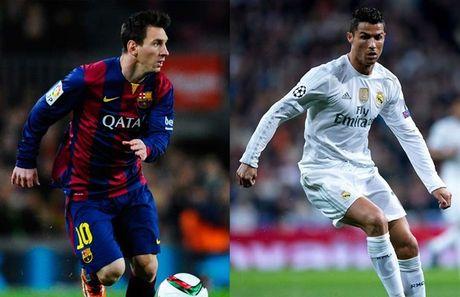 Ronaldo, Messi va nhung su khac biet giua FIFA - PES - Anh 1