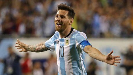 Goc BLV Vu Quang Huy: Vang Messi nhung Argentina van bo tui 3 diem - Anh 1