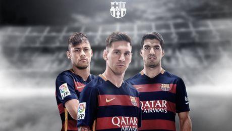 Diem tin toi 05/10: MSN thu nhap khung nhat Barca, lo dien ngoi sao sang tao nhat nuoc Anh - Anh 1