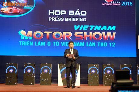 Trien lam oto Viet Nam 2016 chinh thuc khai man - Anh 1