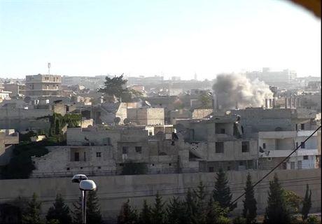 Can canh cuoc phan cong cua quan doi Syria giua long Aleppo - Anh 4