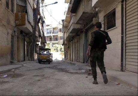 Can canh cuoc phan cong cua quan doi Syria giua long Aleppo - Anh 5